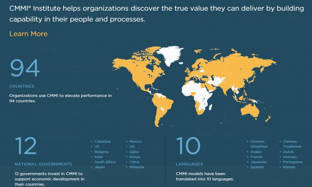 조직 역량 평가 최우수 솔루션은 'CMMI'