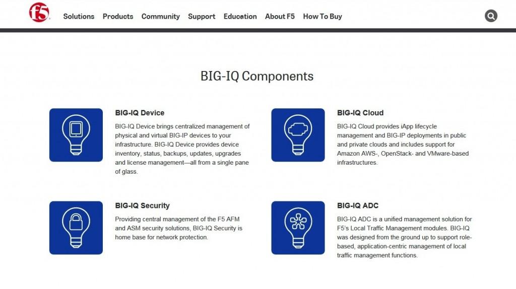 BIG-IQ and ADN Management 01
