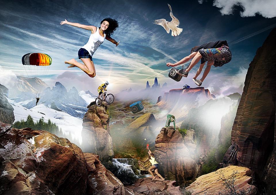 스포츠 운동 단계적 확대 자전거 게임 팀 풍경 선수 영감 등산 자연 사막 sport-562154_960_720