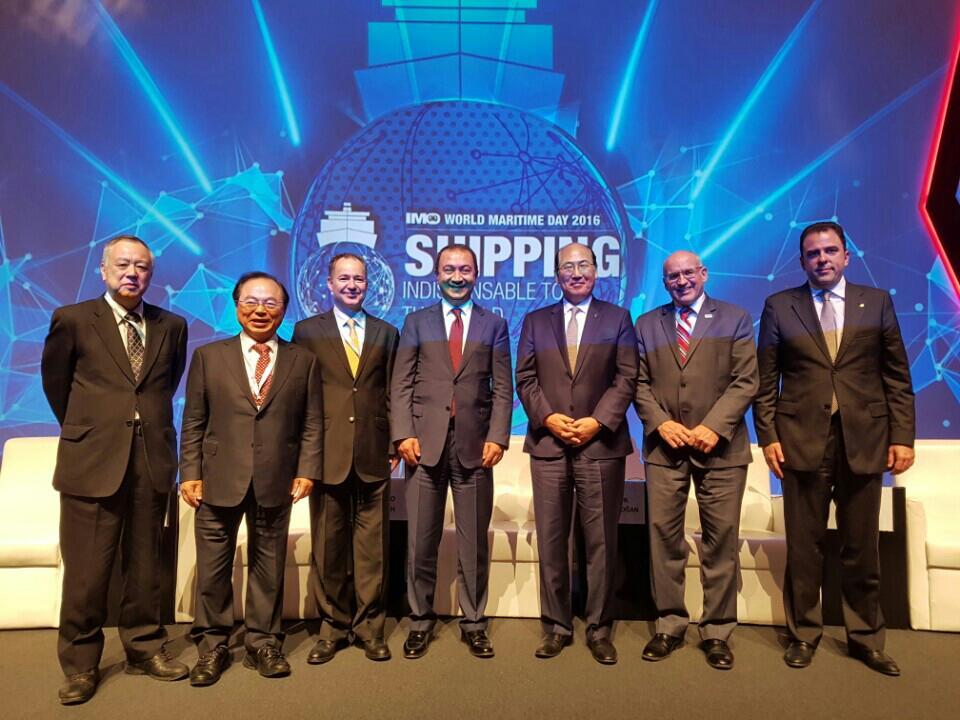 오거돈 동명대 총장이 국제해사기구(IMO)와 터키 교통부가 공동 주최한 세계해양의 날 기념 국제세미나(IMO World Maritime Day Parallel Event 2016)에서 아시아물류협력기구의 창설을 제안했다. 오거돈 총장은 터키 이스탄불에서 5일 개최된 이 세미나에서 '항만의 경쟁과 협력(Should the ports compete or cooperate?)'이라는 제목의 주제발표에서 항만은 미래의 공동 성장을 위해 상호 경쟁하고 협력하는 Co-Opetition의 지혜가 필요하다고 주장했다.