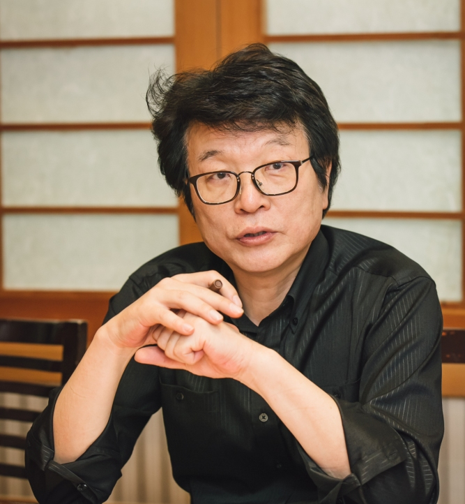 이경돈 (사)한국디자인단체총연합회 회장